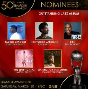 NAACP Image Awards 2019 - Outstanding Jazz Album
