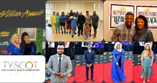 TYSCOT RECORDS ENJOYS ANOTHER BANNER YEAR AT THE STELLAR AWARDS