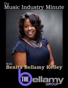 Benita Bellamy - Music Industry Minute