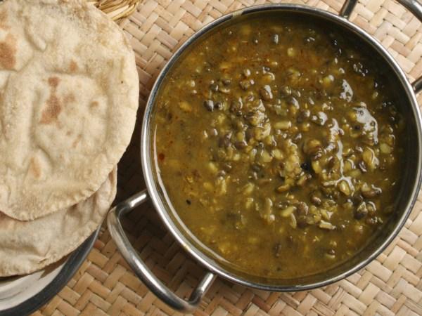 Black Gram Dal (Soup) – Vegan