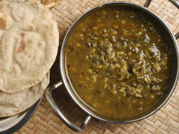 Black Gram Dal (Soup) – Vegan