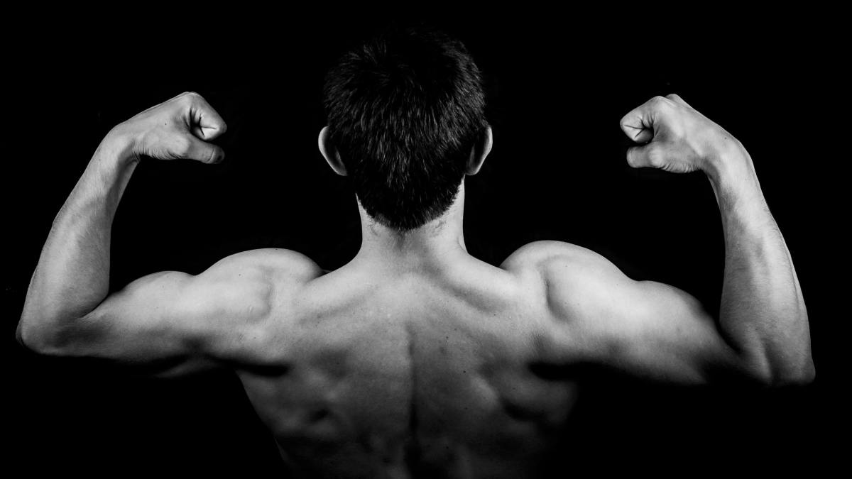 Build Strong Muscles with Black Gram!