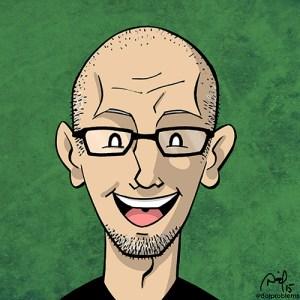 Personal avatar illustration