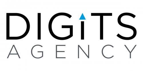Digits Agency Logo design