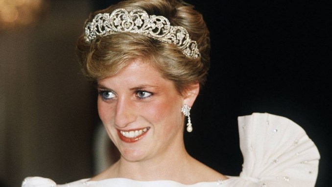 Principles of beauty following the same years of Princess Diana