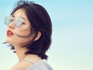 Find beautiful short hairstyles suitable for faces of Asian women