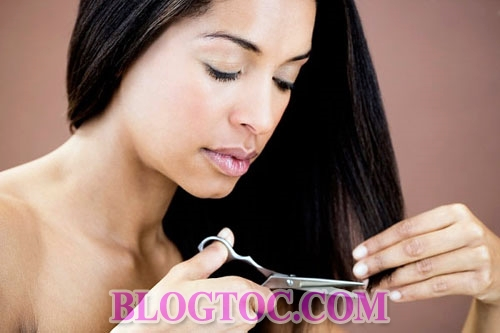 How to make quick, simple and effective hair for women to refer to 2