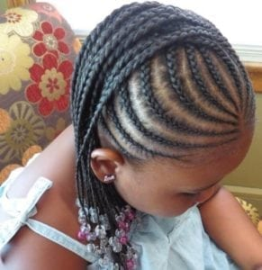 5 Holiday Hairstyles For Black Kids With Natural Hair