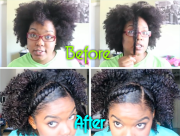 twist and style tutorial natural