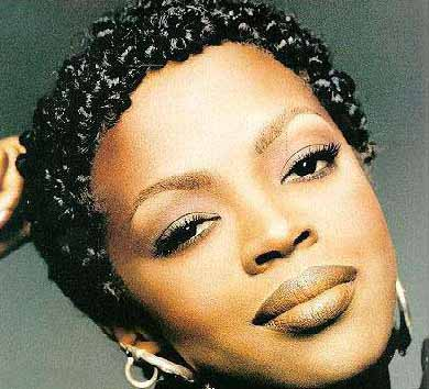 Classic Lauryn Hill Inspired Hair Tutorial