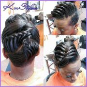 relaxed hairstyles - kia styles