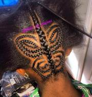 butterfly braids - skill hair knani