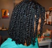 twists causing hair