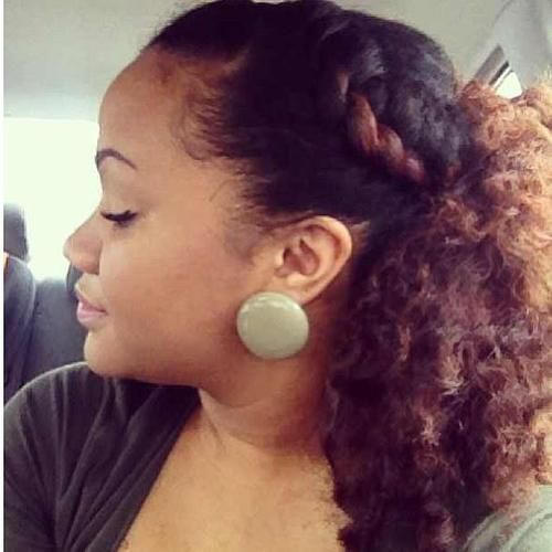 20 Natural Hair Styles That Are Professional Enough For The Workplace