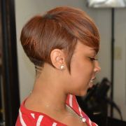 pixie cuts with bangs