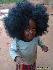 african princess'