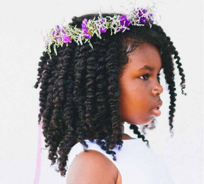 Wash Day Hair Hacks For Your Little Naturalista Black Hair