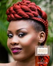 nairobi salon natural hair