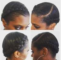 11 Crown Braid Styles Perfect For Protective Styling ...