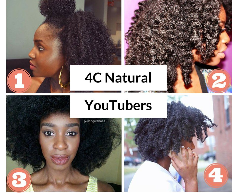 4 Kinky Coily 4c Natural Hair Youtubers You Should Know Black