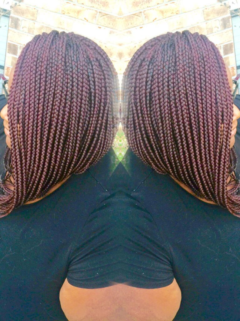 Excellent Box braids Bob Tzipporah_braidingstudio  Black