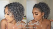 grey - hair makeup ion color