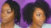 natural hair 2 strand twist