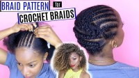 How to Braid Your Hair for Crochet Braids (DETAILED ...