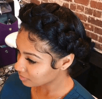 Crown Braid Black Hair | Find your Perfect Hair Style