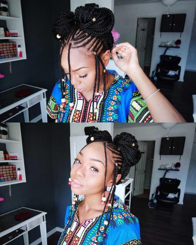 43 fulani braid style inspiration gallery - black hair
