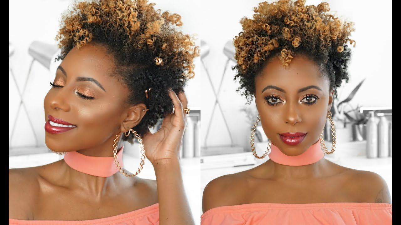 My Softest Flat Twist Out Short Natural Hair New Form Beauty