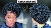 perm rod set short natural hair