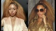 beyonce long natural hair tutorial