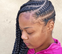 Cornrows For Black Hair | Find your Perfect Hair Style