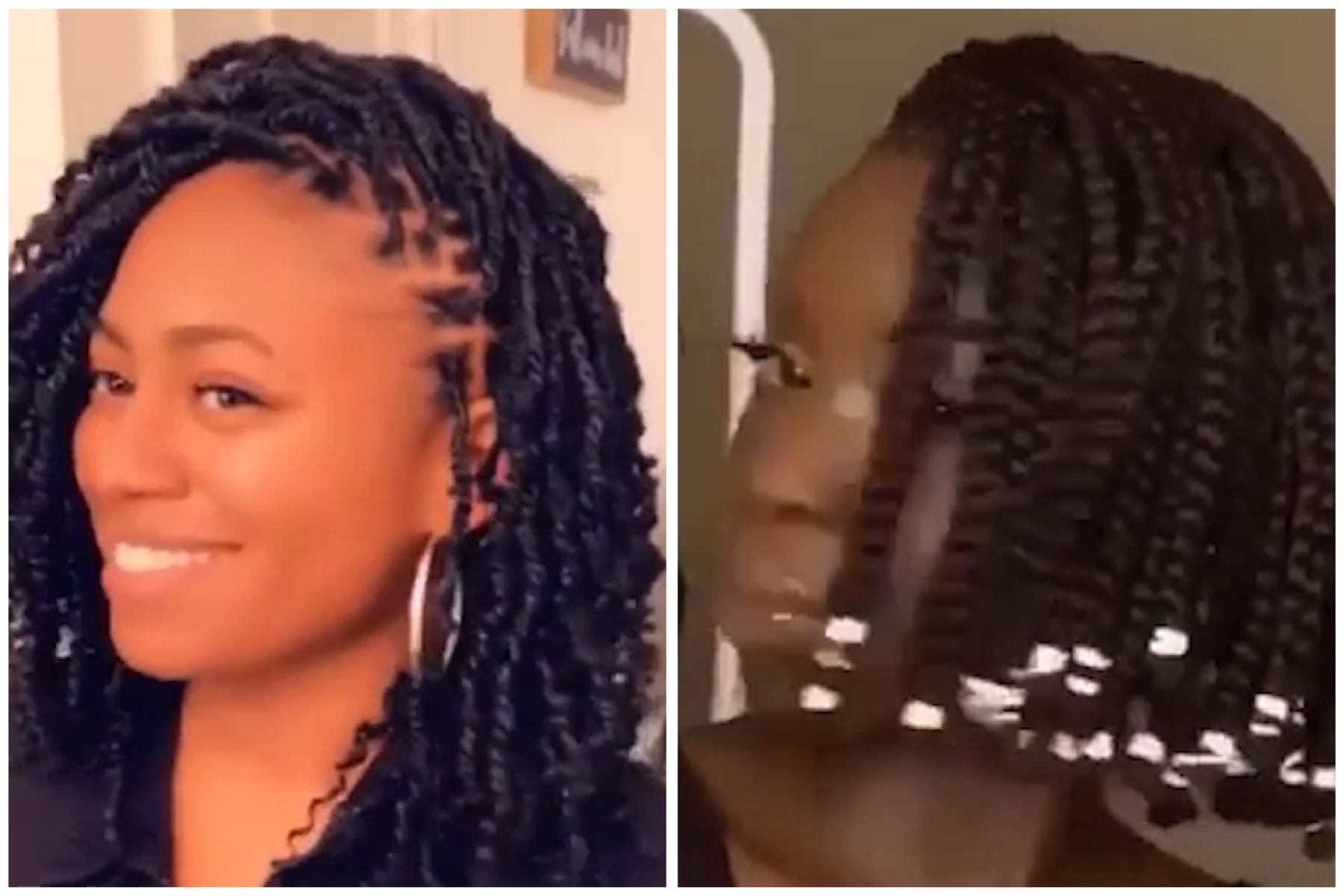 Braided Hairstyles Compilation For Black Women Natural Hair