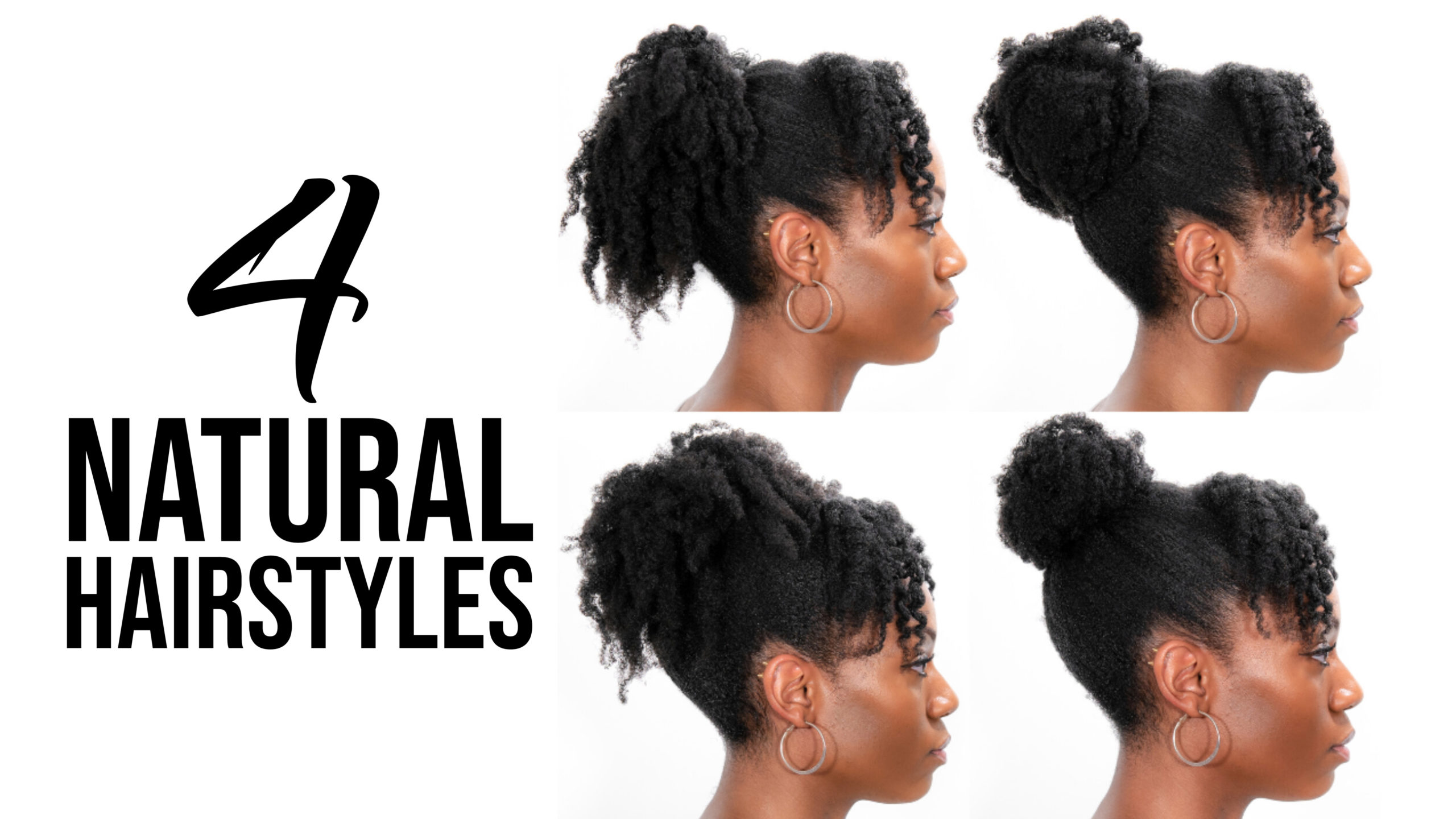 4 Natural Hairstyles Twist Out Updo Hairstyles With Bangs Fringe