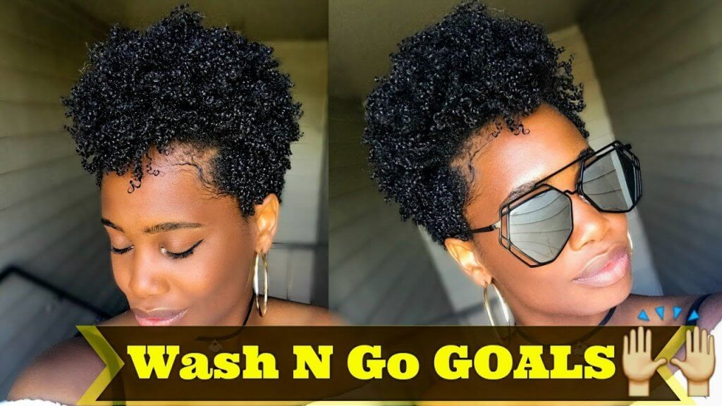 Revive 2 Week Old Wash And Go Natural Hair Curls In 7 Minutes