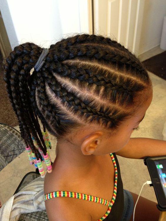 Cute Hairstyles For Little Black Girls Girls Hair Guide