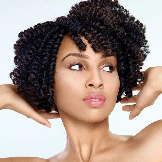 35 Curly Crochet Hair Looks Curly Hair For Crochet Braids