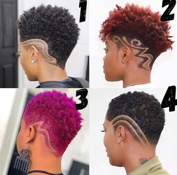 35 Short And Beautiful Big Chop Hairstyles