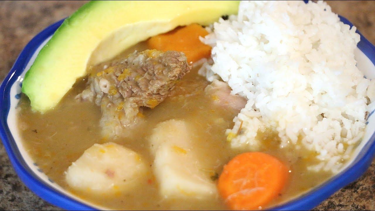 Decolonize' Yo Diet: Dominican Sancocho  (Meat & Roots Stew)