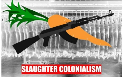 Slaughter Colonialism