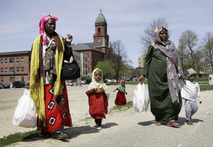 Coronavirus hits Africans 20 times harder in Maine, whitest state in the u.s.
