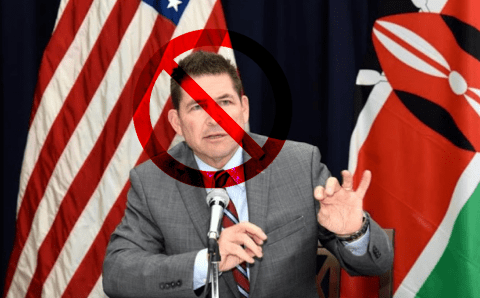 STFU Kyle Mccarter! Imperialist Hypocrisy Runs Amuck in Kenya