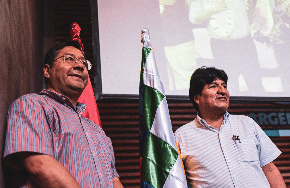 "MÁS wins! Bolivia says ""Bye bye"" to presidential puppets"