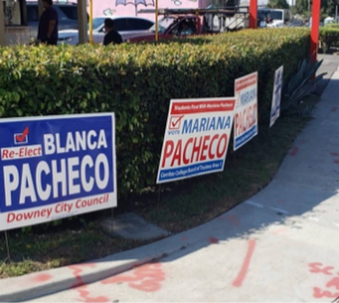 picket signs