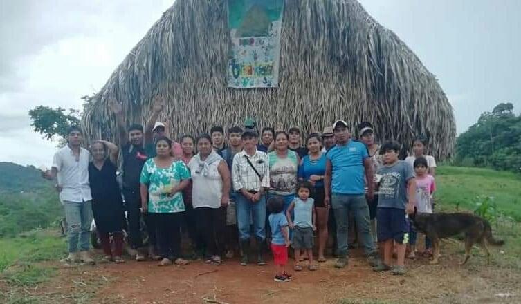 Cabécar indigenous community