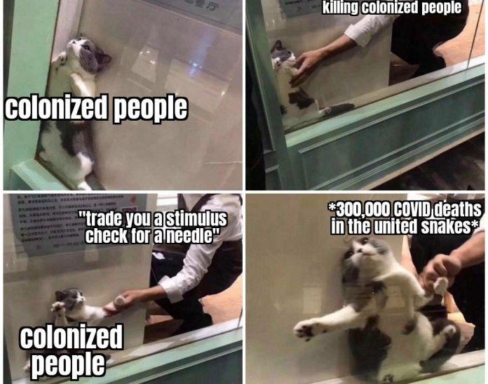 ColonialVirus Meme