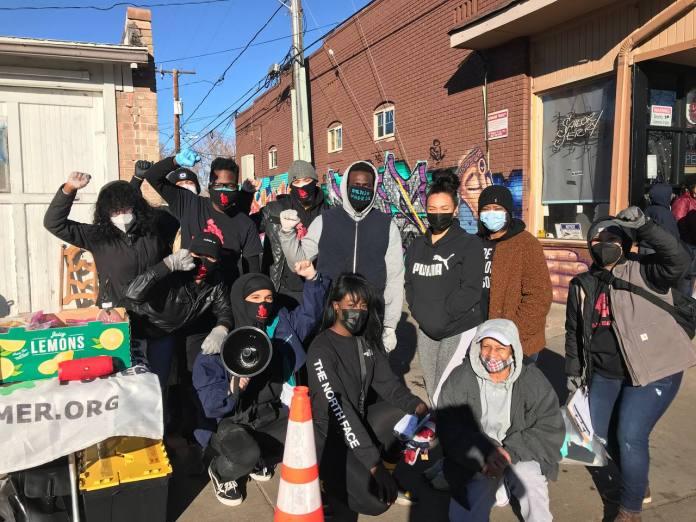 Black Hammer outreach event on Colorado