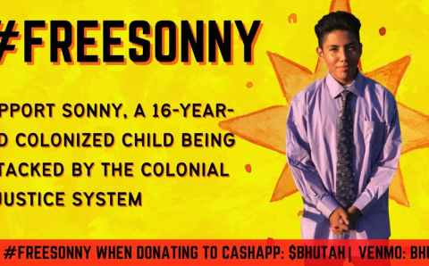 All Children Of The Revolution Will Be Liberated! #FreeSonny